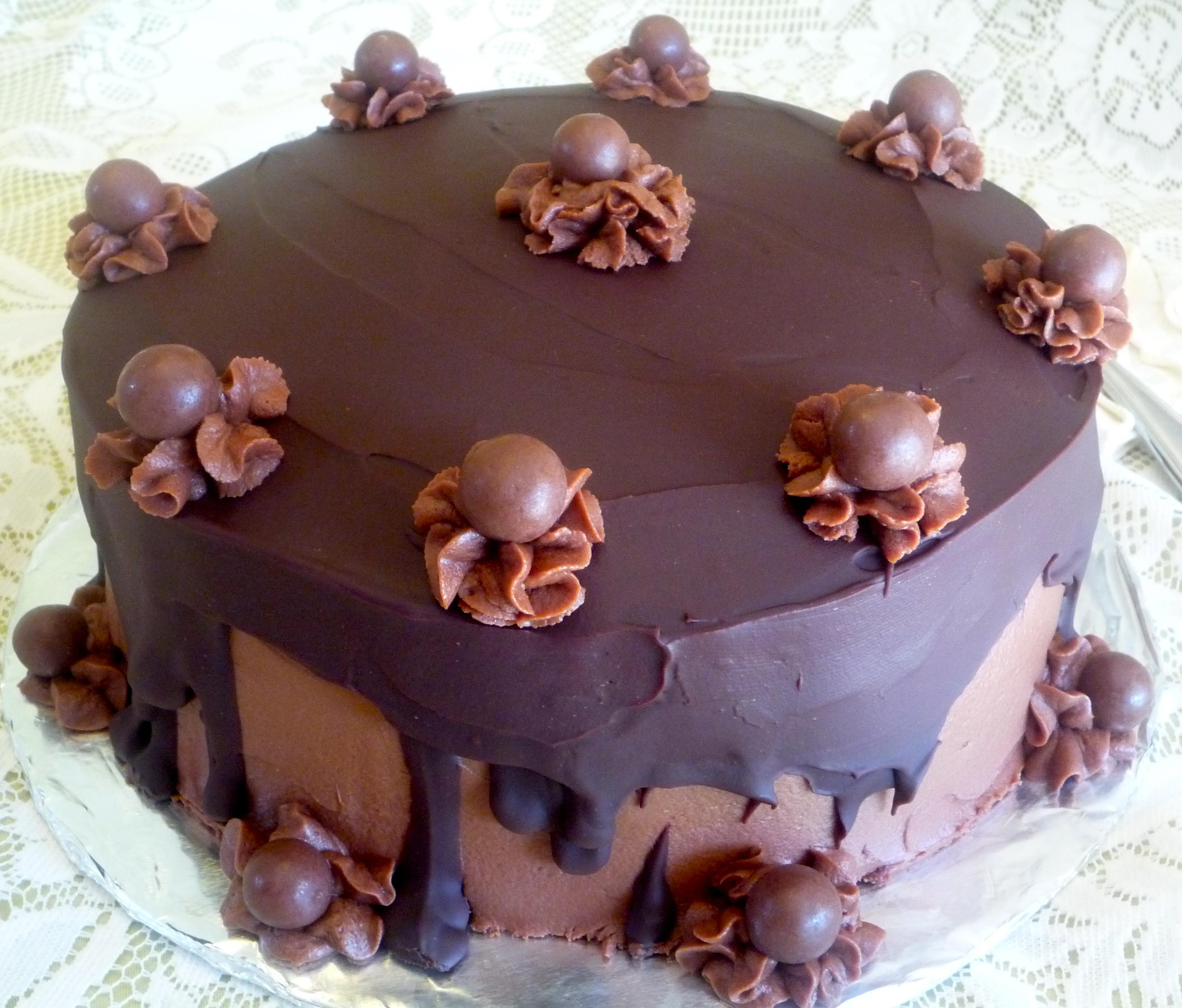 Chocolate Malt Cake Recipes Dishmaps