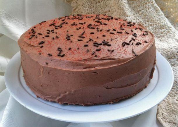 Cake Icing Recipe Joy Of Baking: RedVelvetChocolateCreamCheeseFrosting