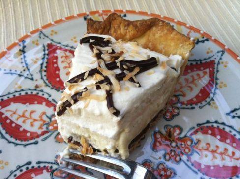 Coconut Cream Pie with Chocolate-nerdybaker.wordpress.com