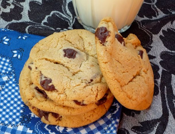 Brown Butter Chocolate Chip Cookies - NerdyBaker.wordpress.com