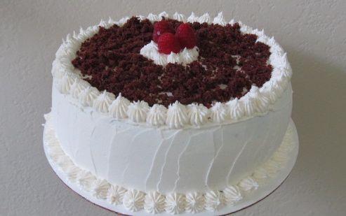 Berry Special Cake via NerdyBaker.wordpress.com