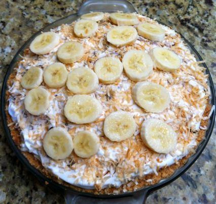 Coconut Banana Cream Pie1